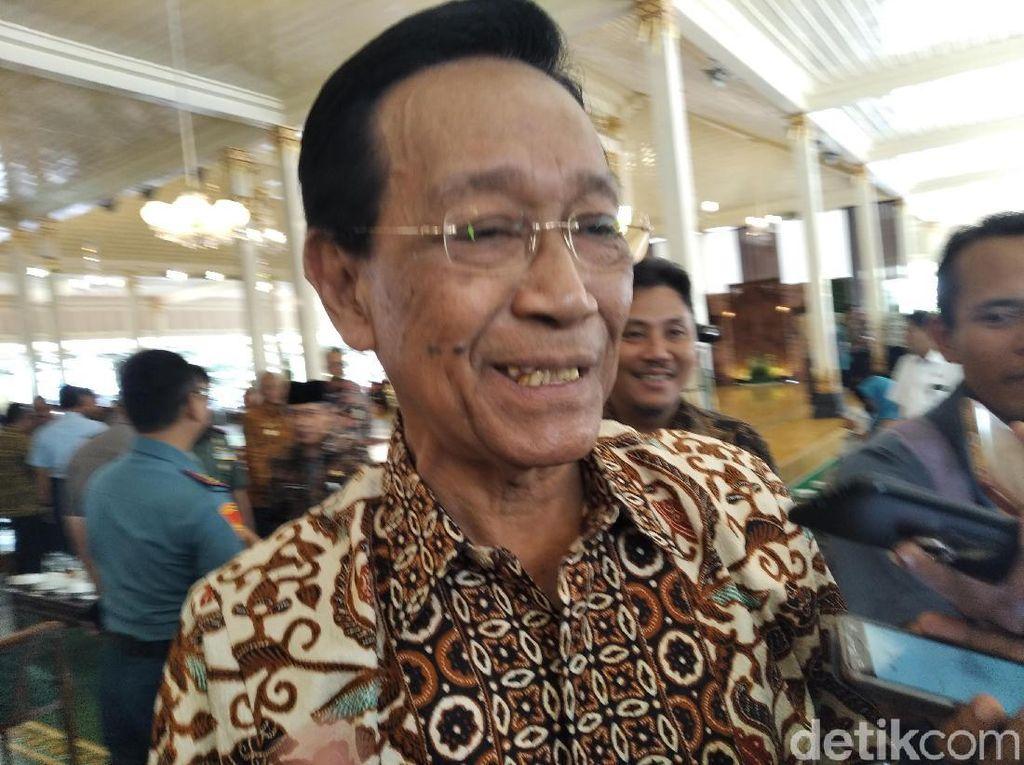 Sultan Yogya Tertawa Dengar Keraton Agung Sejagat di Purworejo