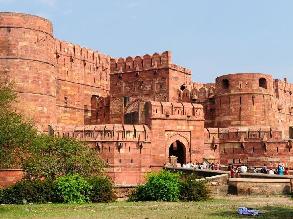 Pesona Agra, Kota yang Simpan Sejarah Kejayaan India