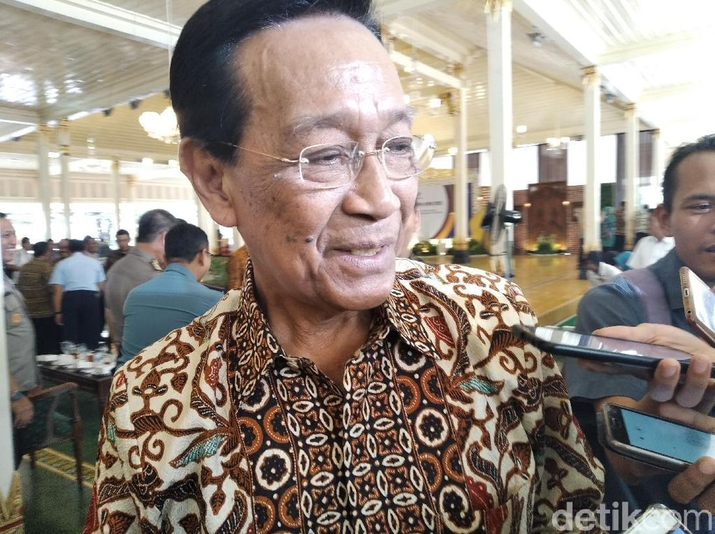 Sultan HB X Minta Warga Yogya Berani Katakan Tidak pada Terorisme