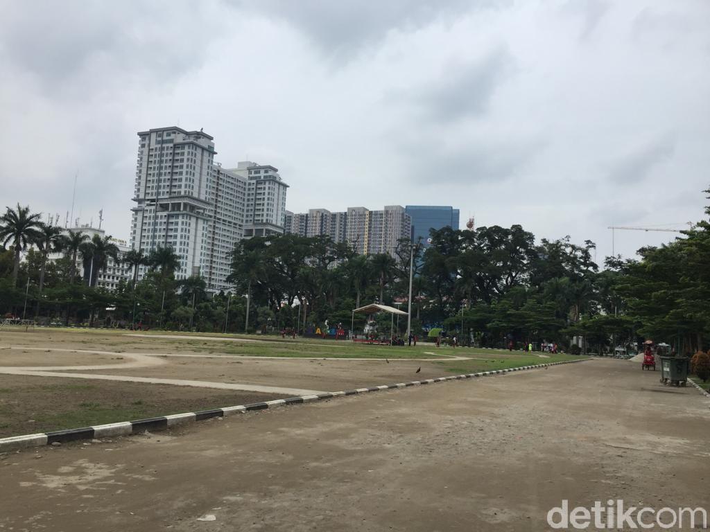 Pemko Tiadakan Salat Idul Fitri di Lapangan Merdeka Medan