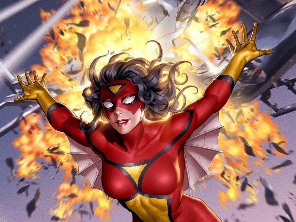 Marvel Akhirnya Beri Ruang untuk Spider-Woman