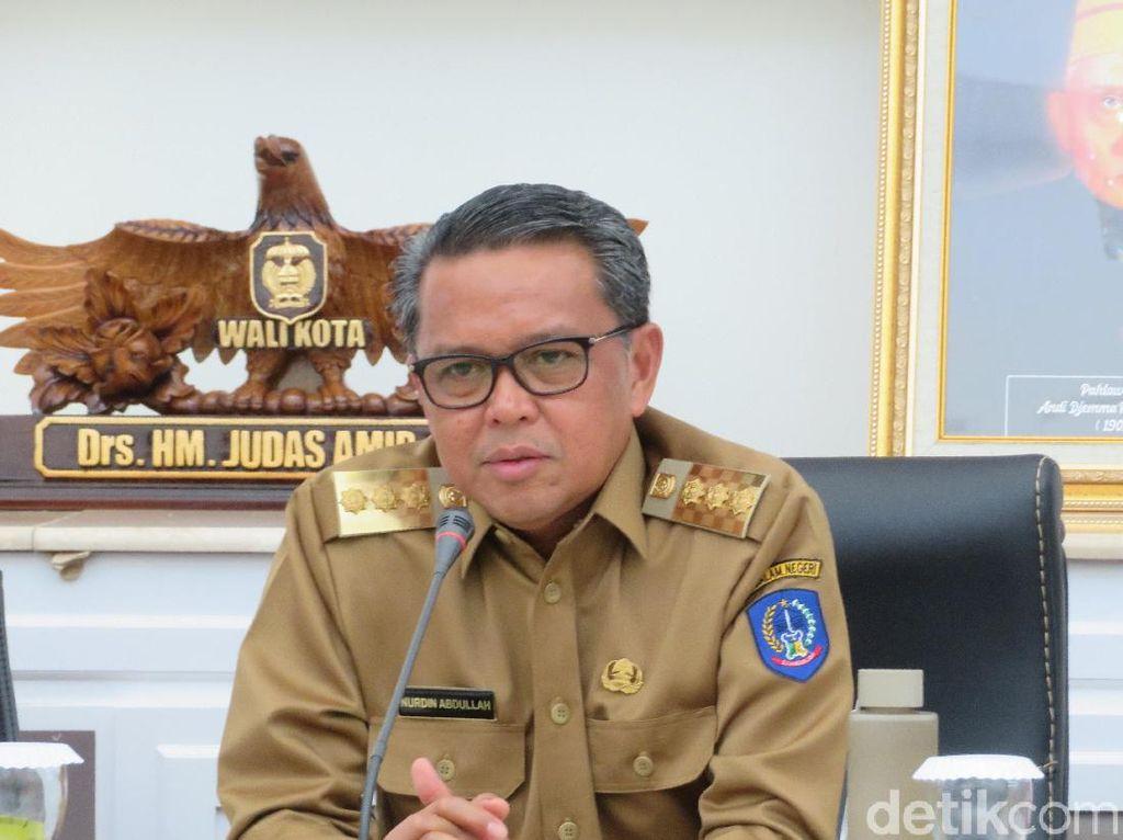 Gubernur Sulsel Anggap Pak Ogah Biang Kemacetan di Makassar