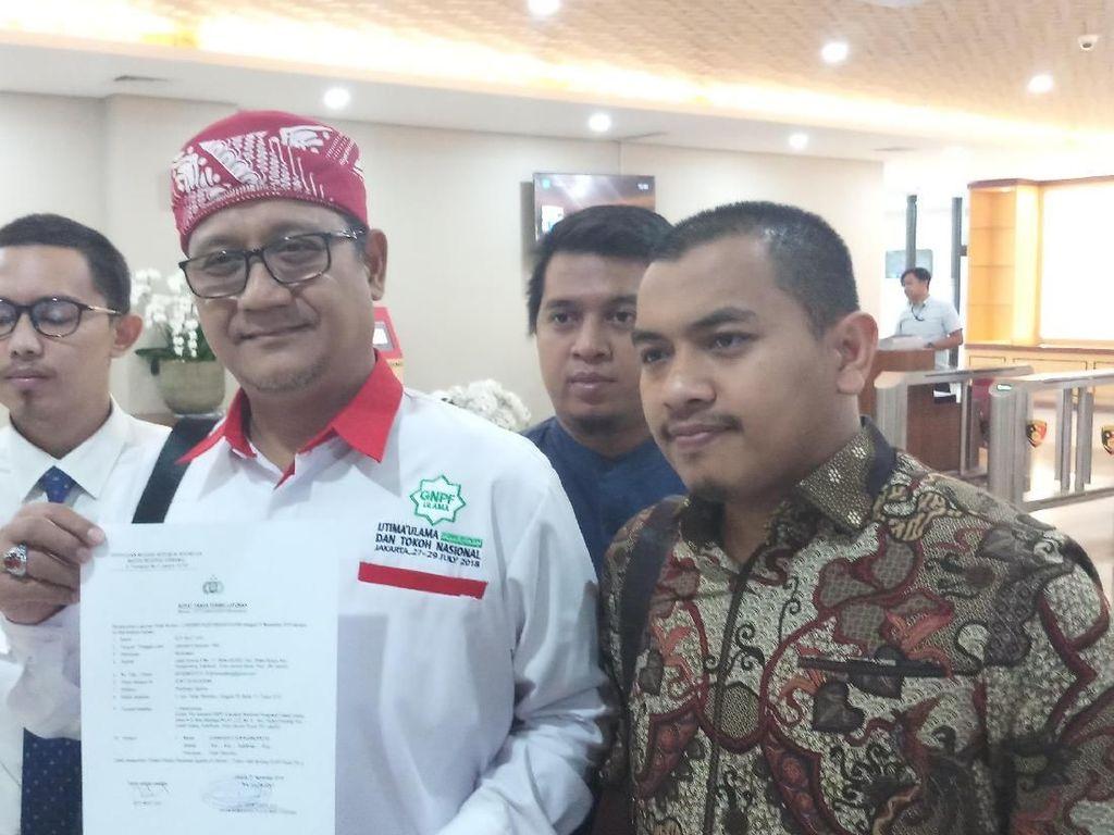 GNPF Ulama Laporkan Sukmawati ke Bareskrim karena Bandingkan Nabi-Sukarno