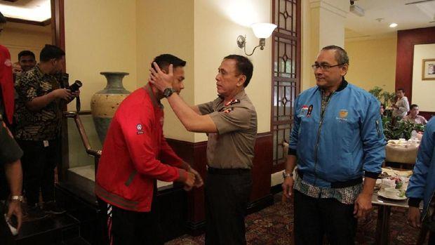 Timnas Indonesia U-23 Adaptasi Lapangan Sintetis di Filipina