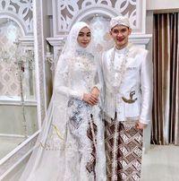 Alhamdulillah, Citra Kirana dan Rezky Aditya Resmi Menikah