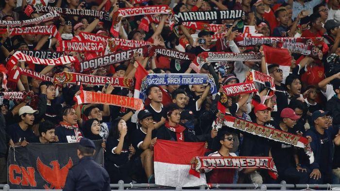 Suporter Timnas Indonesia mengalami kekerasan di Malaysia. (Foto: Fadzlie Ahmad   SportsRegime)