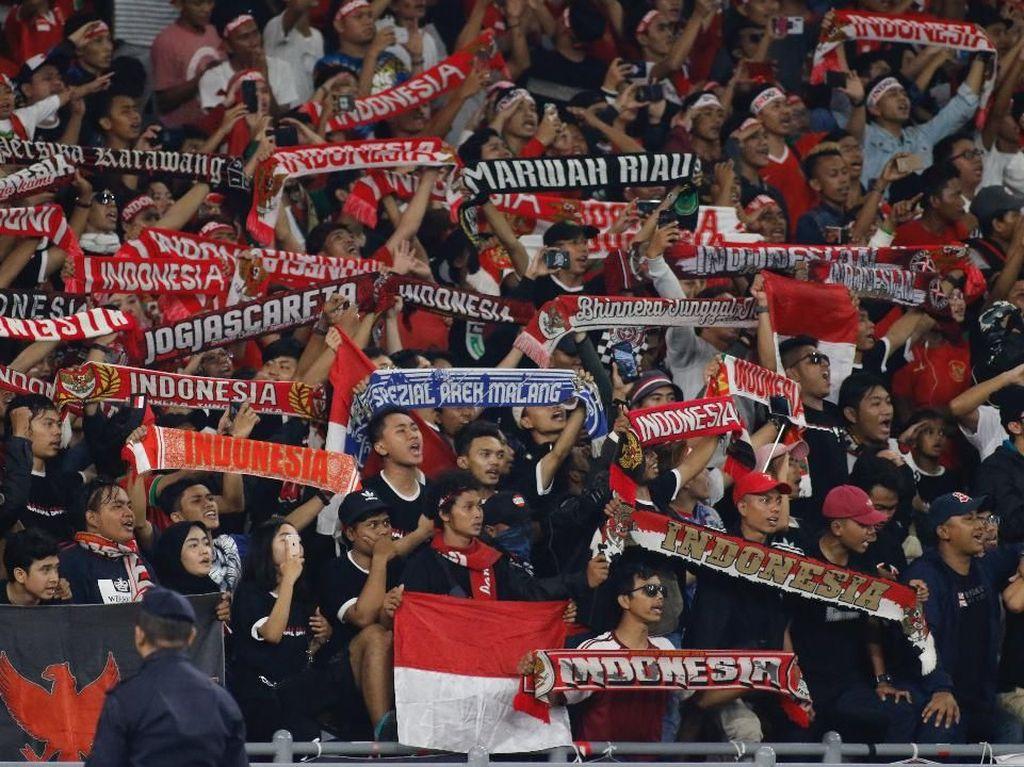 Malam Mencekam Pengeroyokan Suporter Indonesia di Malaysia