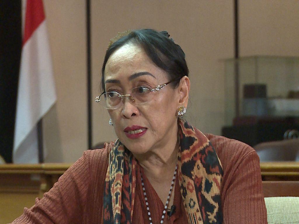 Sukmawati: Senior PNI Bilang PKI Ideologinya Pancasila, Kenapa Jadi Masalah?