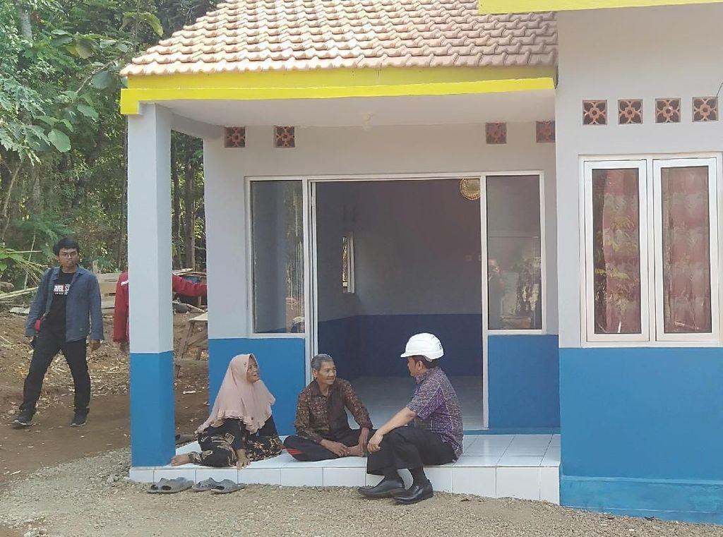 Limbah PLTU Disulap Jadi Bahan Baku Material Renovasi Rumah