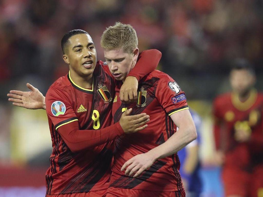 De Bruyne: Piala Eropa 2020 Penuh Kepalsuan