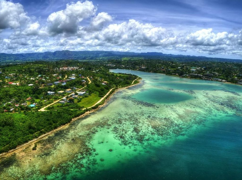 Vanuatu Jadi Negara Paling Bahagia Sejagat, Apa Rahasianya?