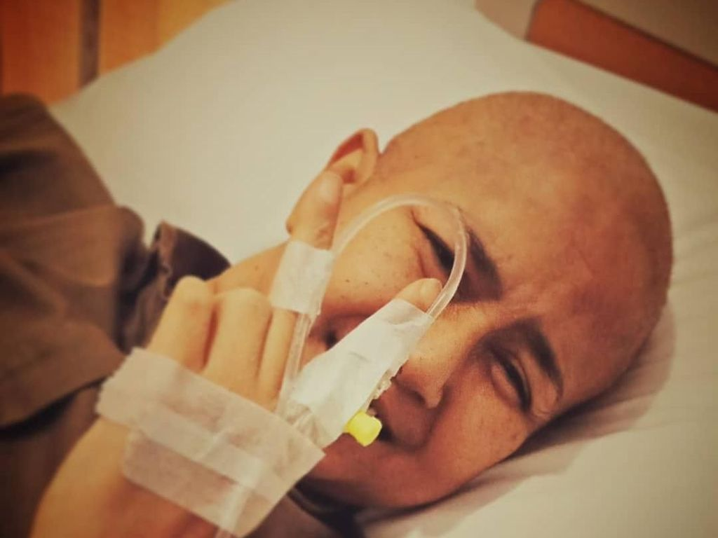 Ria Irawan yang Selalu Semangat Sembuh dari Kanker