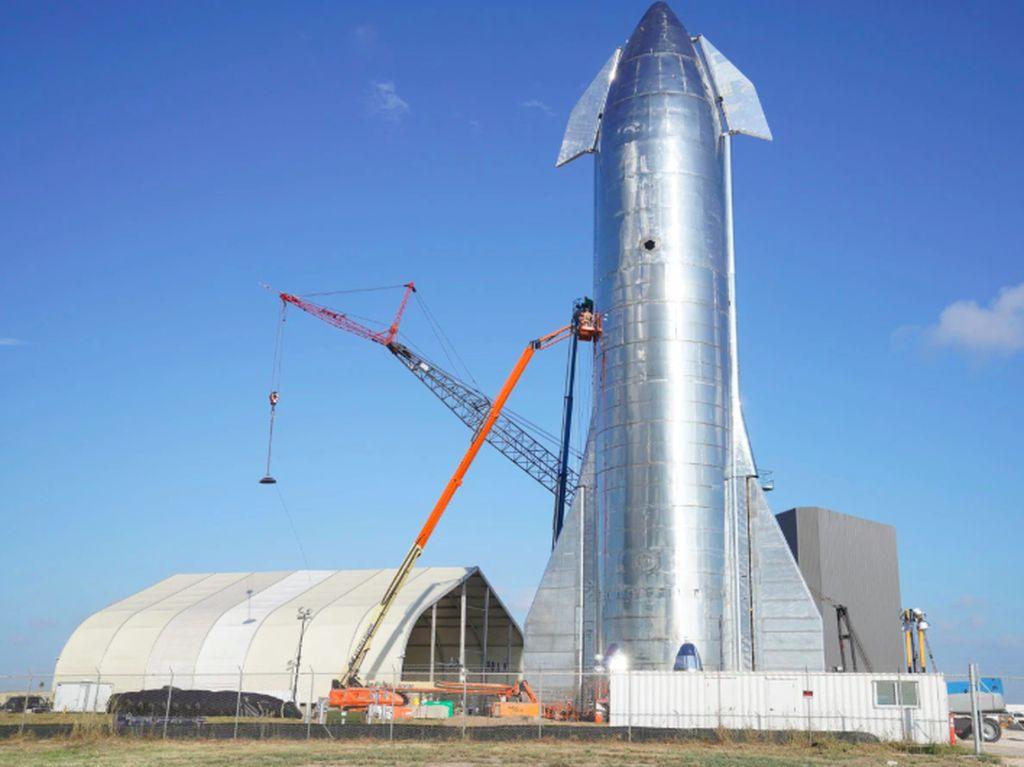 China Luncurkan Roket untuk Misi 2020 ke Mars