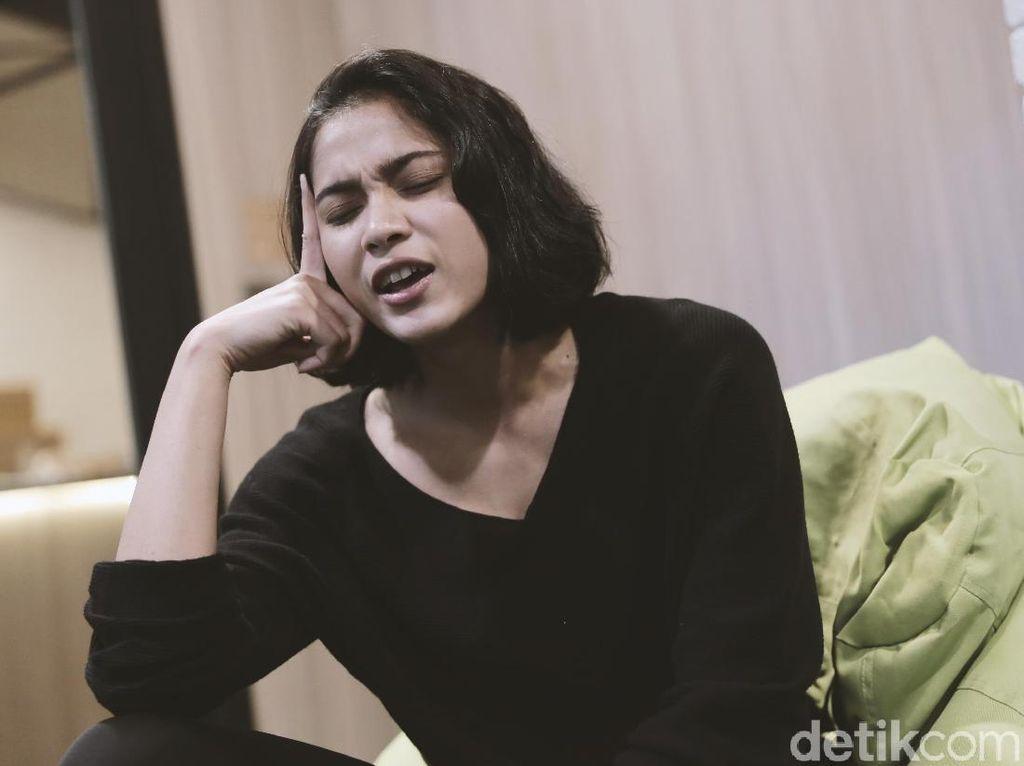 Aghniny Haque Masih Berjiwa Atlet, Tak Percaya Jadi Aktris