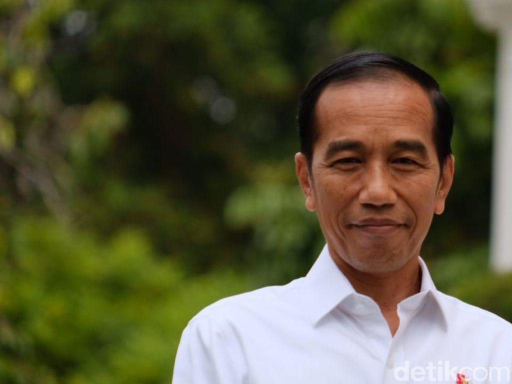 Jokowi Janji 4 Tahun Lagi RI Setop Impor Produk Kimia
