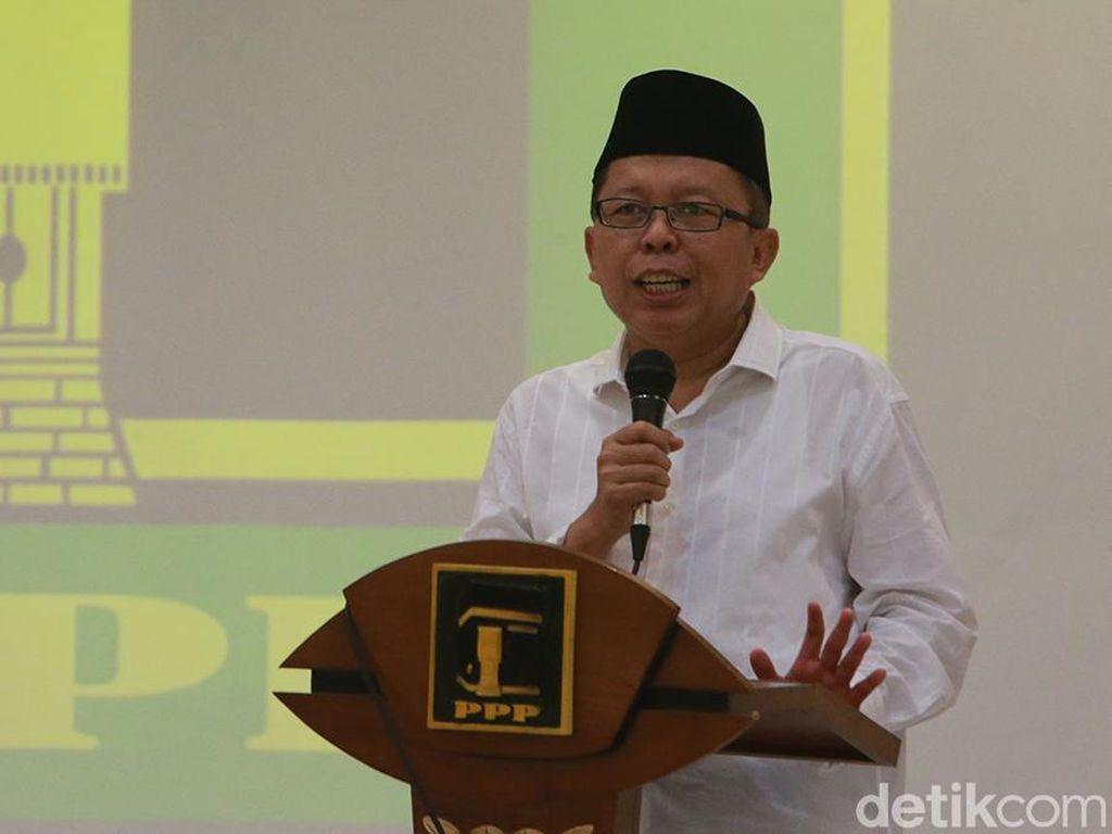 PD Usul Pansus Hak Angket Jiwasraya, PPP Singgung Tulisan SBY
