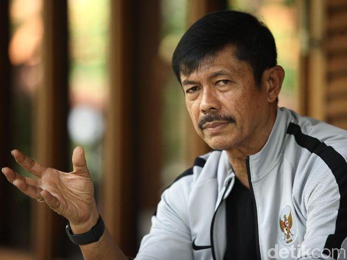 Indra Sjafri menganggap SEA Games 2019 cuma sebagai tantangan. (Foto: Rifkianto Nugroho/Detikcom)