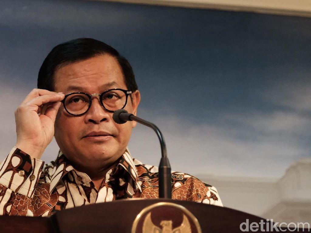 Pramono Anung Ungkap Dua Menteri Andalan Jokowi, Siapa Saja?