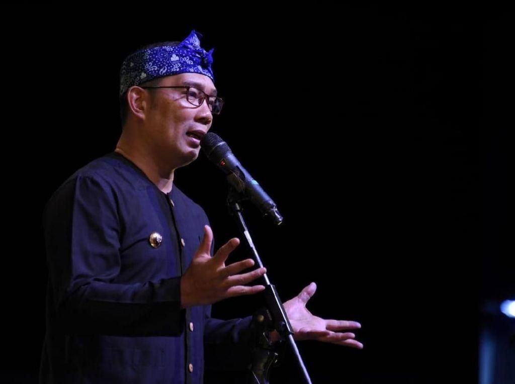 Kunjungi Dubai, Ridwan Kamil Jualan Segitiga Rebana ke Investor