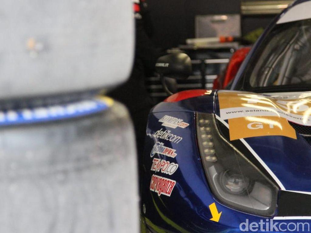 Rio-David Siap Panaskan Asia Le Mans Series 2019 di Shanghai