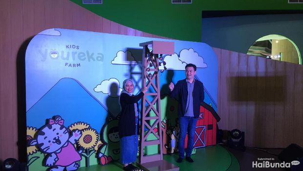 Pembukaan Youreka Kids Farm