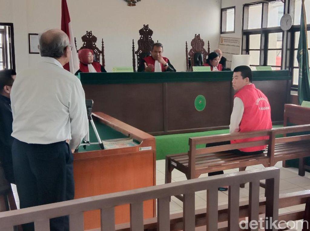 Kasus Pengantin Pesanan, WN China Jalani Sidang Perdana