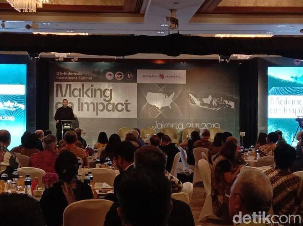 AS Klaim Sumbang Investasi Terbesar ke Indonesia