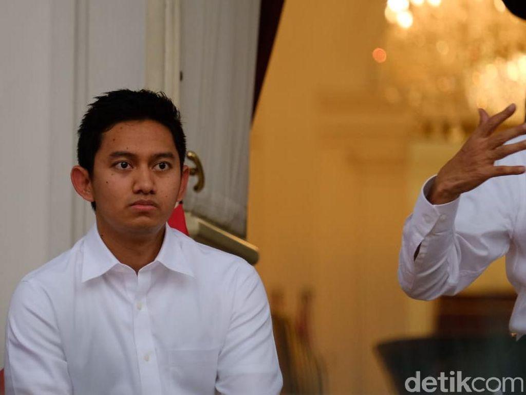 CEO Ruangguru Ditunjuk Jadi Staf Khusus Presiden
