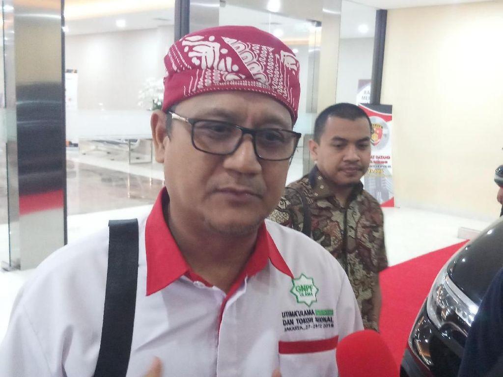 Ganjar Duga Pendemo RUU HIP Bikin Sendiri Bendera PKI, Ini Kata Korlap Aksi