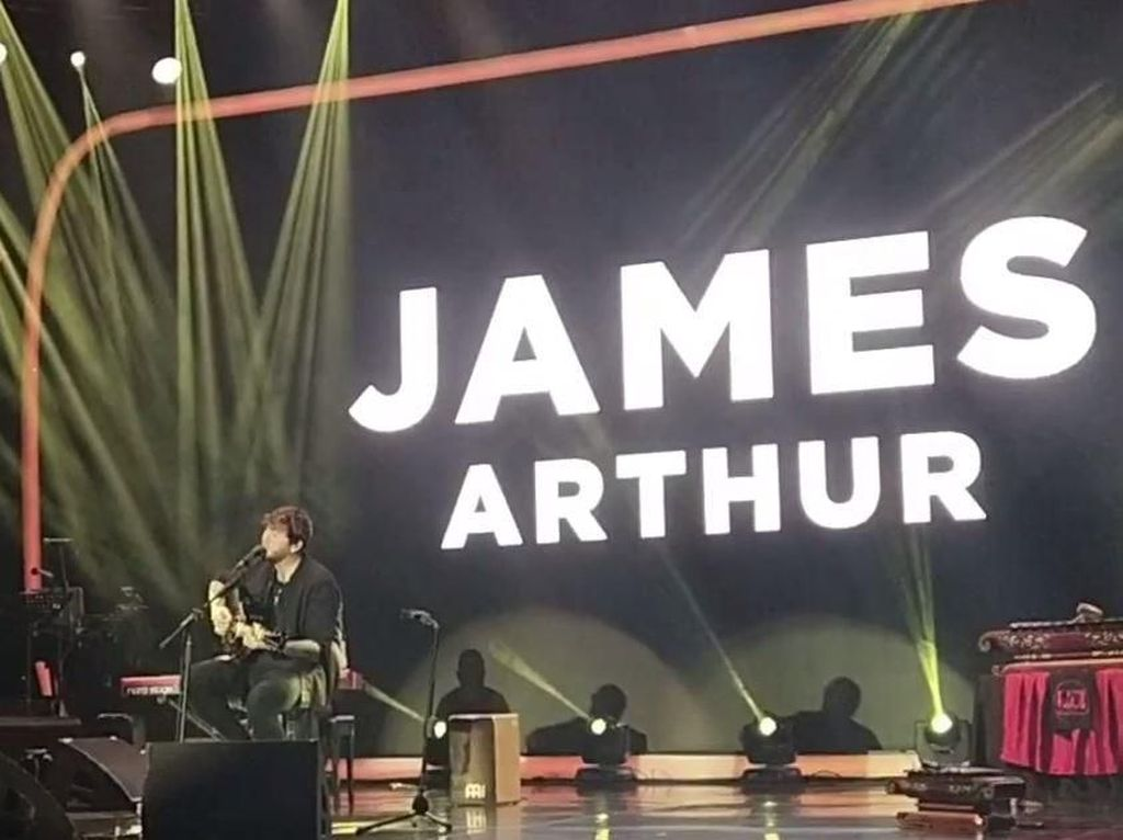 Cerita James Arthur soal Single Terbarunya Quite Miss Home