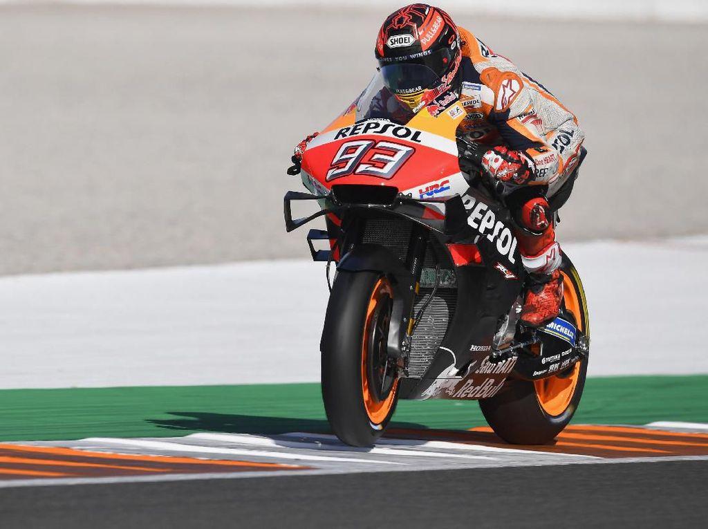 Marquez: Aku Butuh Motor Kencang, Bukan yang Mudah