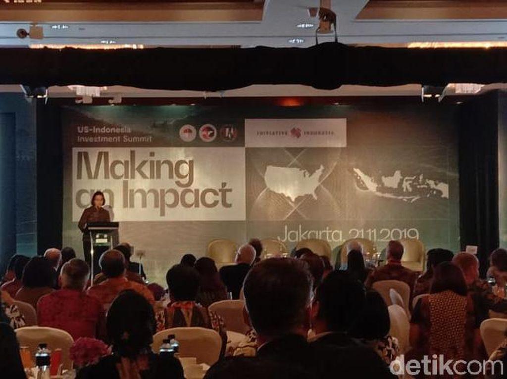 Di Depan Investor AS, Sri Mulyani Pamer RI Punya Menteri Muda