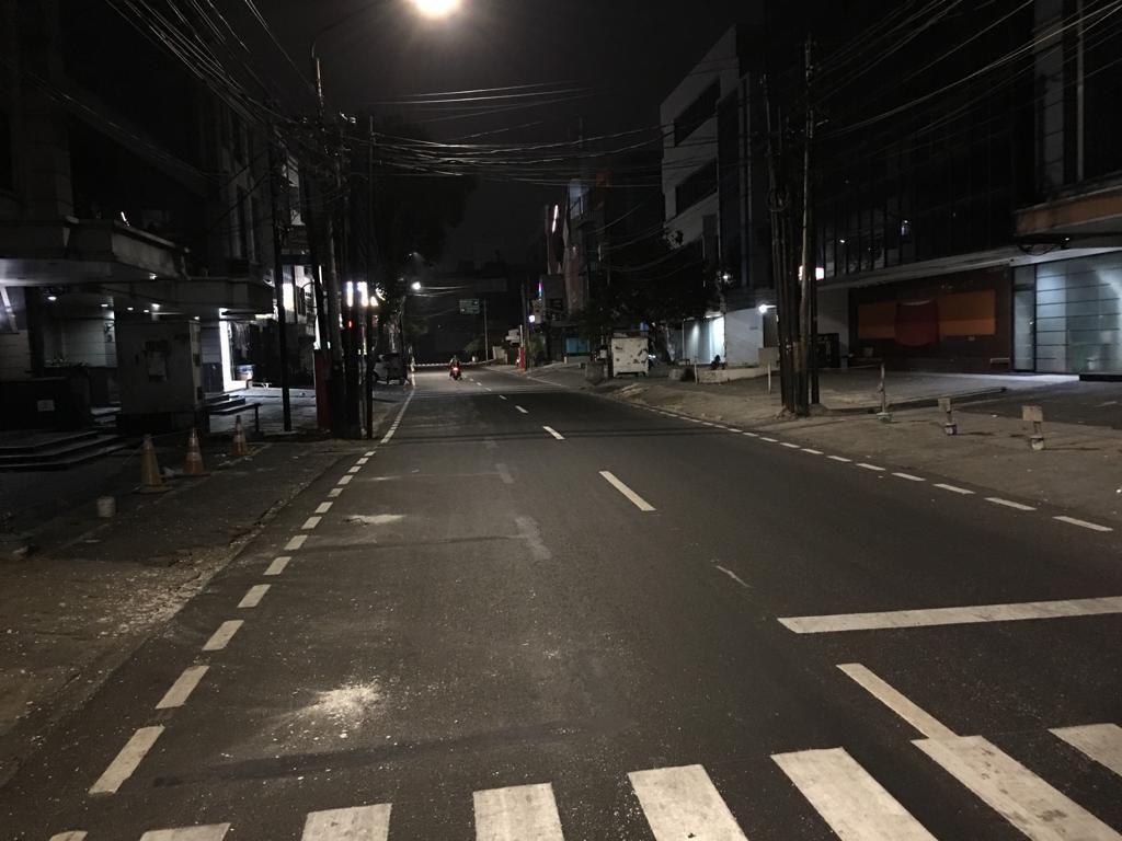 Cuek dengan Marka Jalan, Siap-siap Rp 500 Ribu Melayang