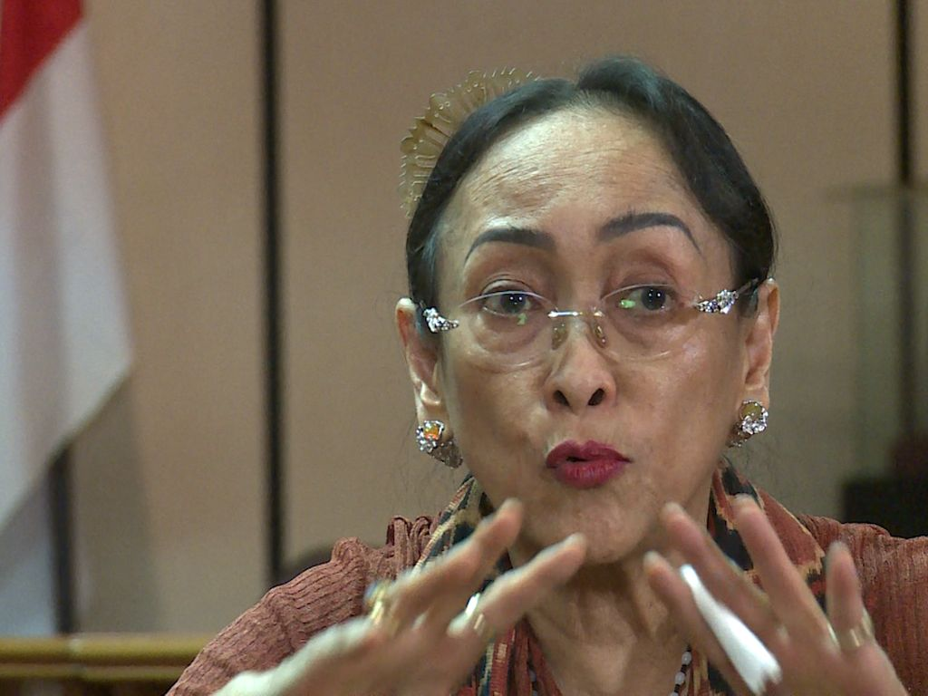Sukmawati Bicara Ideologi Pancasila PKI