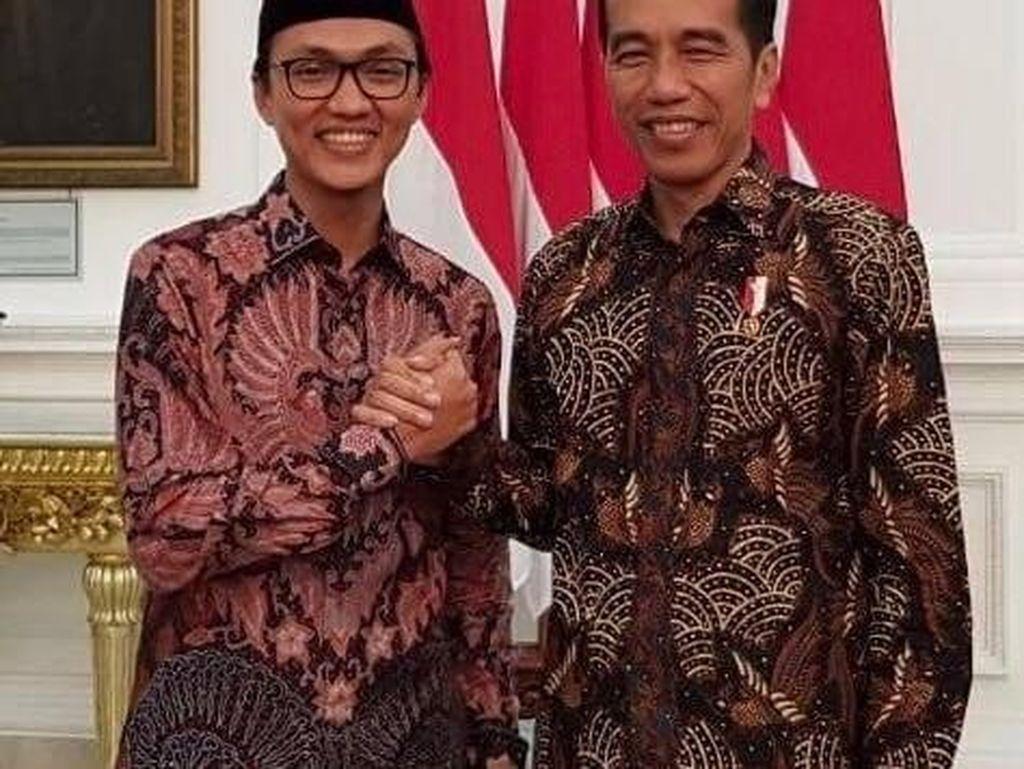 Aminuddin Maruf, Nahdliyin Muda yang Ditugaskan Jokowi Keliling Pesantren