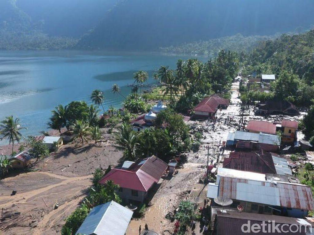Banjir Bandang di Agam, BKSDA: Ada Illegal Logging di Cagar Alam Maninjau