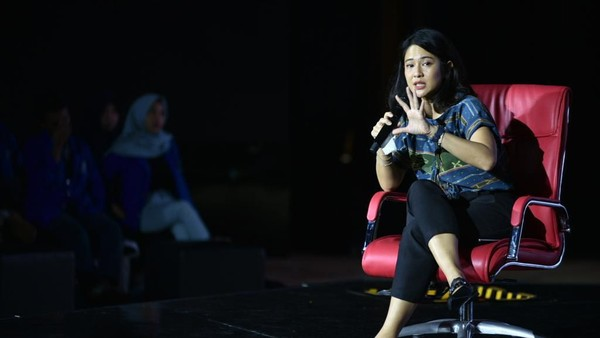 Dian Sastrowardoyo dan Lima Juri Lain, Seleksi Mahasiswa se-Indonesia di Beasiswa Pertamina