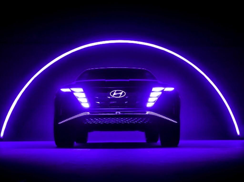 Inikah Tampang Hyundai Tucson Plug-In Hybrid