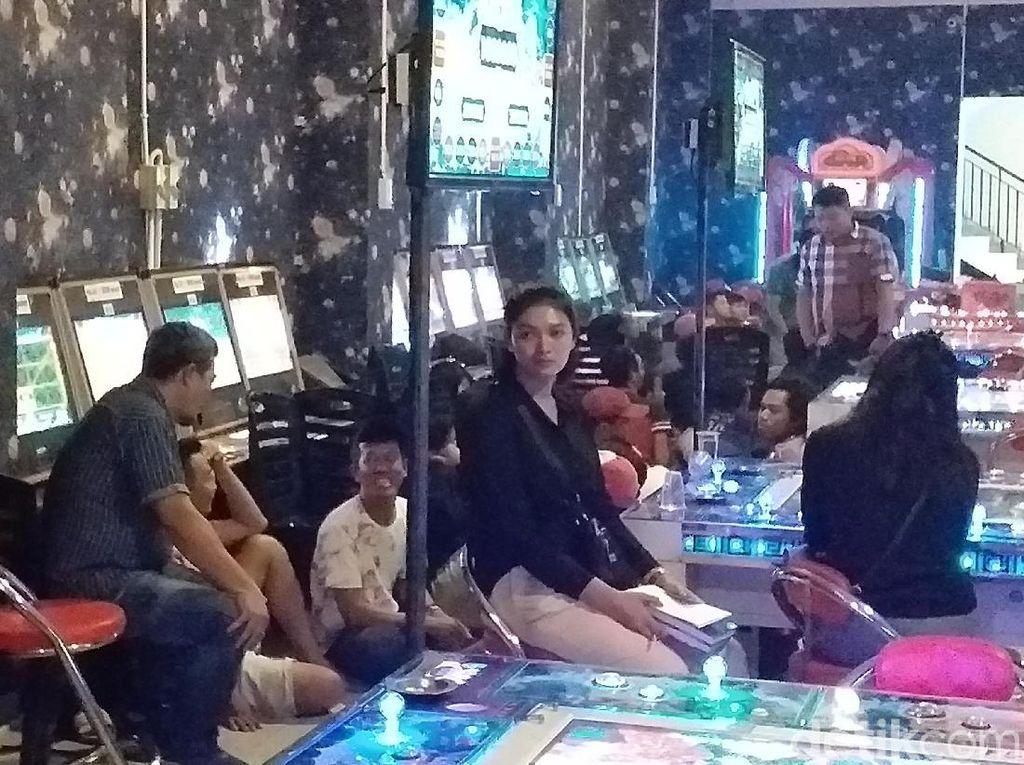 Dua Judi Ketangkasan di Surabaya Dikelola WN Malaysia
