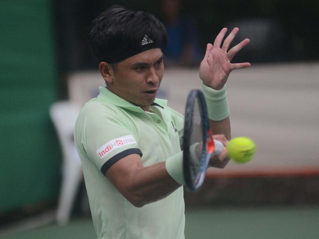 Chrsitopher Rungkat Juara BNI Tennis Open