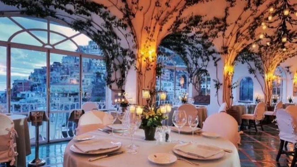 Ini 10 Restoran Tercantik di Dunia dengan Panorama Menakjubkan