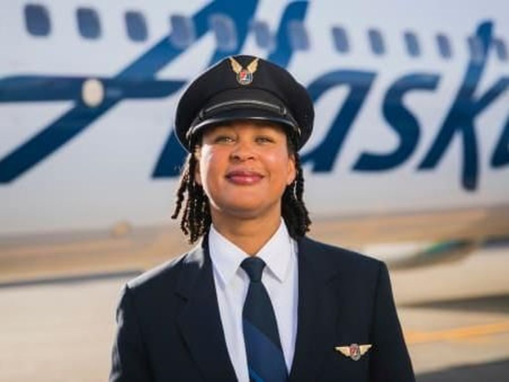 Mengapa Jumlah Pilot Wanita Masih Sedikit?