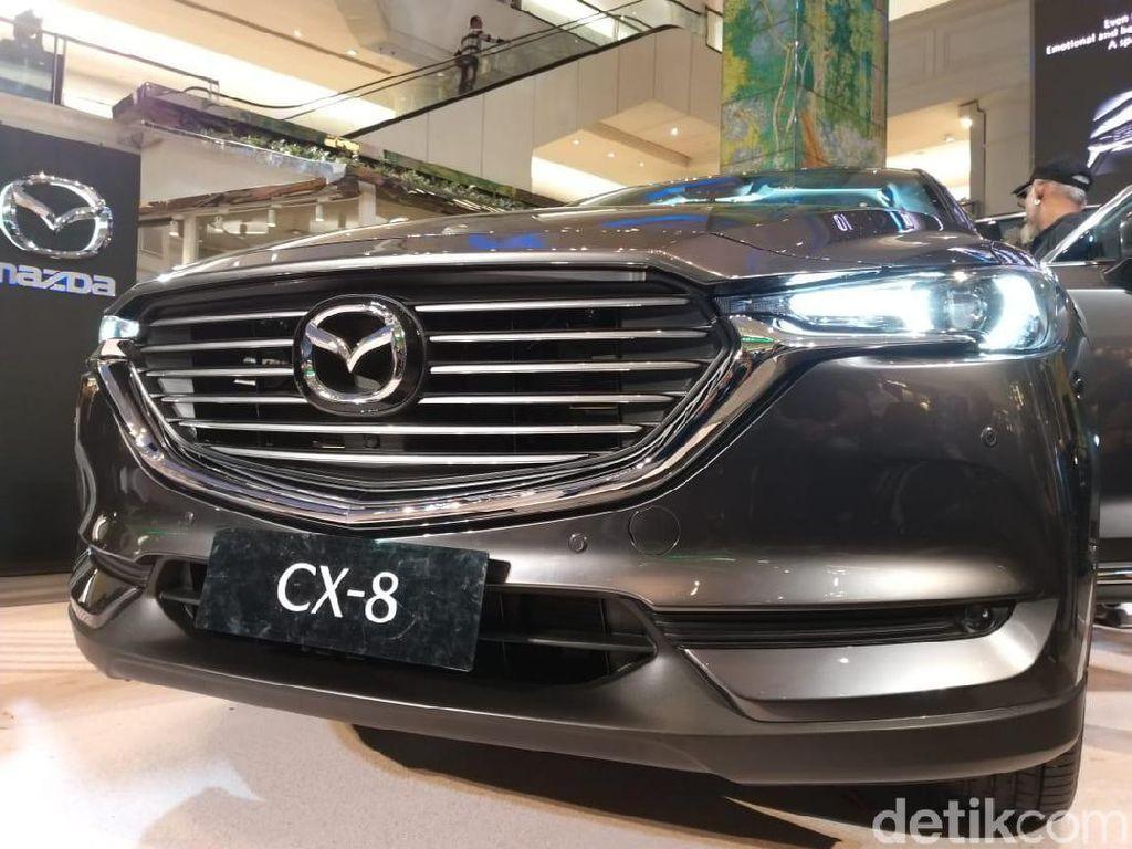Harga All New Mazda CX-8 Sudah Ikuti Aturan BBN Baru