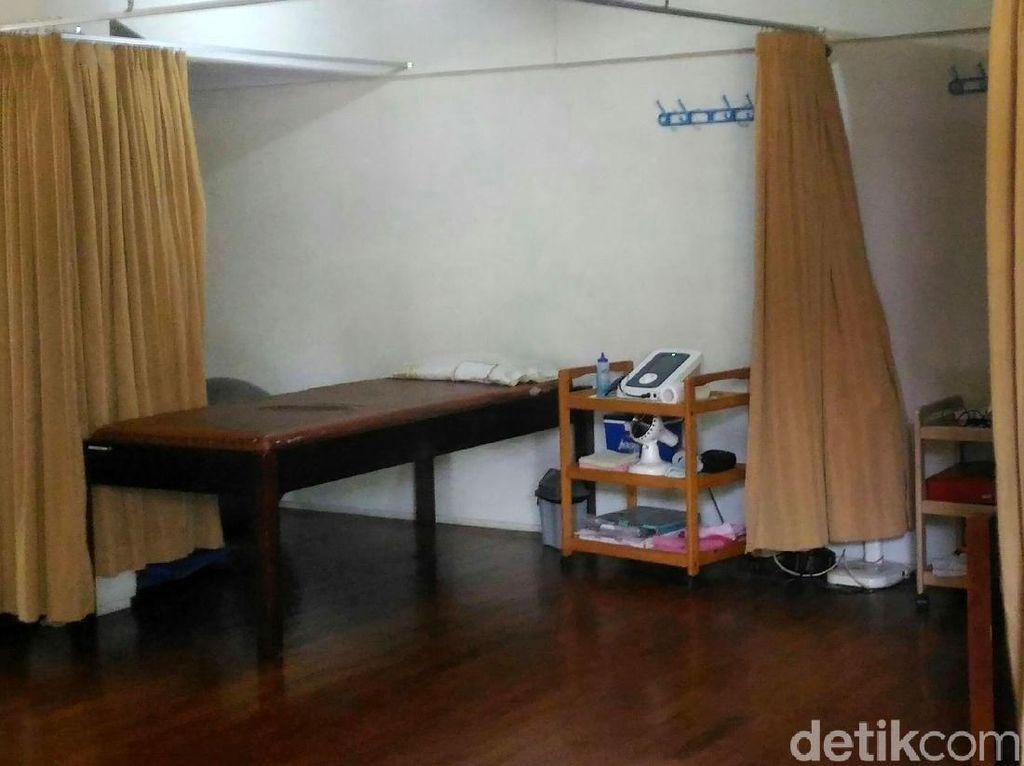 Menengok Ruang Fisioterapi di Asrama PB Djarum
