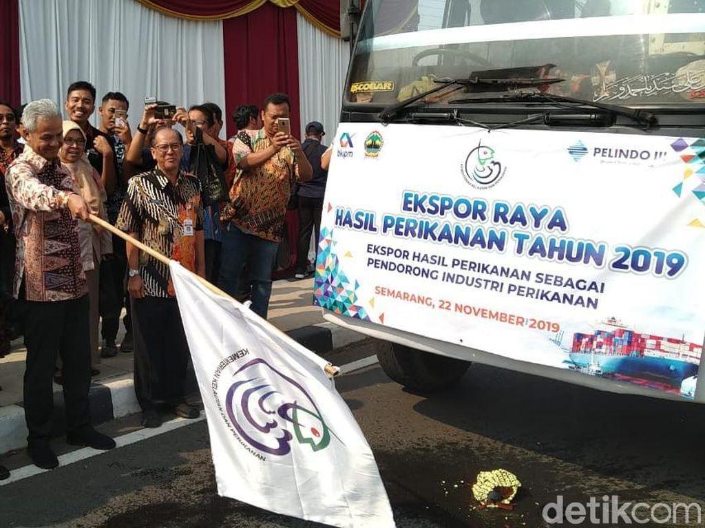 Jawa Tengah Ekspor Hasil Perikanan Senilai Rp 2,4 T