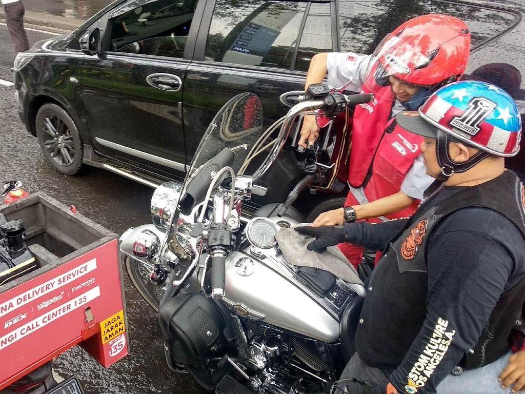 Pertamina Gratiskan Layanan Antar BBM dan LPG di Bandung