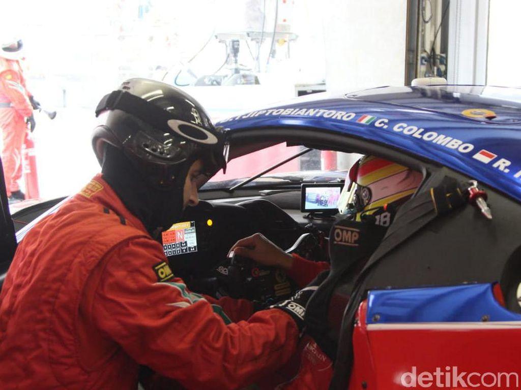 Rio Haryanto Cs Finis di Posisi 7 Asian Le Mans Series Shanghai