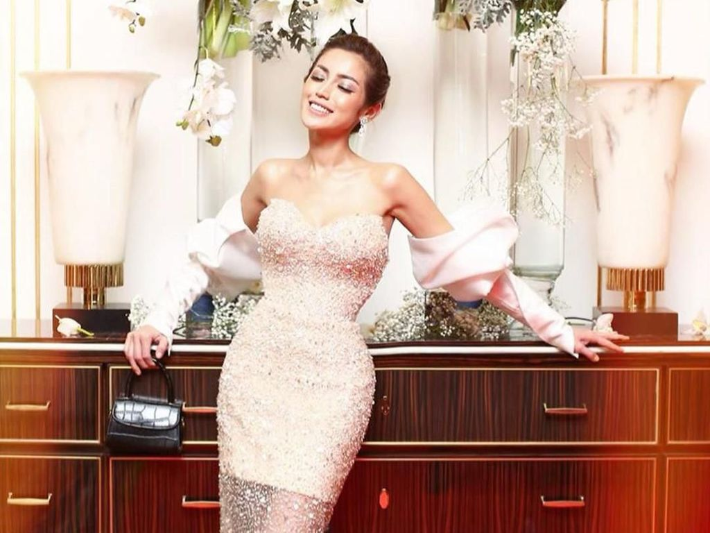 Penampilan Jessica Iskandar yang Turun 7 Kg Karena Diet Vegetarian