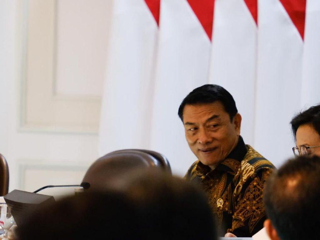 Ali Ngabalin Jelaskan Pembagian Tugas Moeldoko dan Wakil KSP