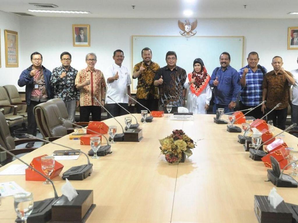 Konsultasi Pengawasan BBM, DPRD Belitung Timur Kunjungi BPH Migas